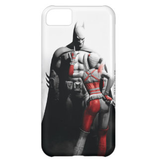 Batman & Harley Cover For iPhone 5C
