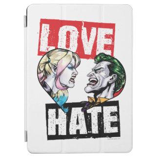 Batman | Harley Quinn & Joker Love/Hate iPad Air Cover