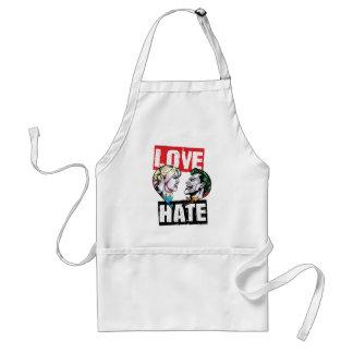 Batman | Harley Quinn & Joker Love/Hate Standard Apron