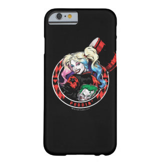 Batman   Harley Quinn Winking With Mallet Barely There iPhone 6 Case