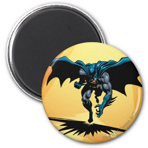 Batman Hyperdrive - 13B Fridge Magnet