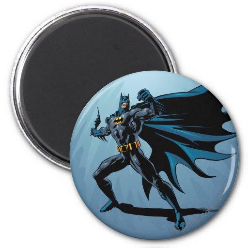 Batman Hyperdrive - 14A Refrigerator Magnet