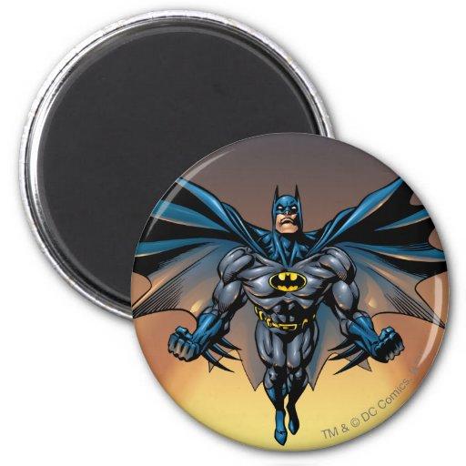 Batman Hyperdrive - 15B Refrigerator Magnet