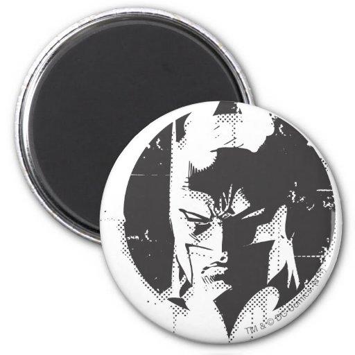Batman Image 51 Fridge Magnet