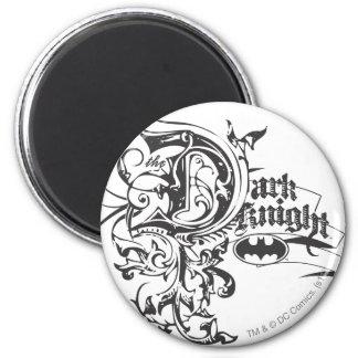 Batman Image 7 2 Inch Round Magnet