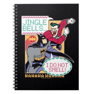 Batman   Jingle Bells, I Do Not Smell! Notebook
