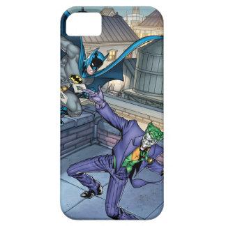 Batman & Joker - Battle iPhone 5 Case