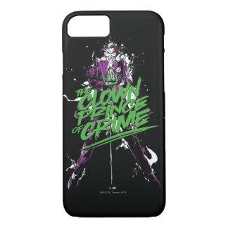 Batman   Joker Clown Prince Of Crime Ink Art Case-Mate iPhone Case