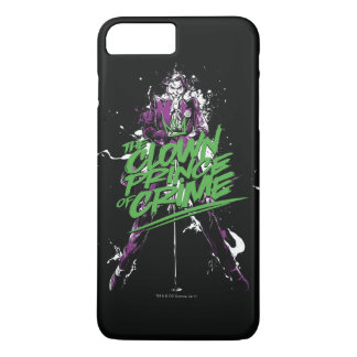 Batman   Joker Clown Prince Of Crime Ink Art iPhone 8 Plus/7 Plus Case