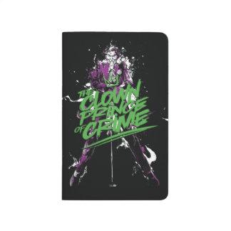 Batman | Joker Clown Prince Of Crime Ink Art Journal