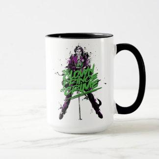 Batman | Joker Clown Prince Of Crime Ink Art Mug