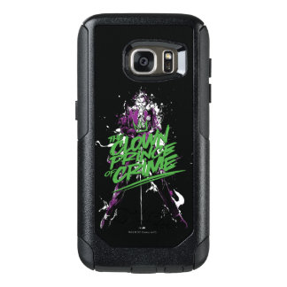 Batman | Joker Clown Prince Of Crime Ink Art OtterBox Samsung Galaxy S7 Case