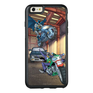 Batman & Joker - Riding Motorcycles OtterBox iPhone 6/6s Plus Case