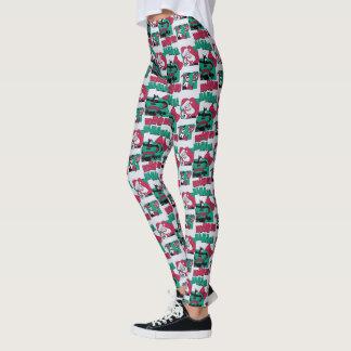 Batman | Joker Santa Pattern Leggings
