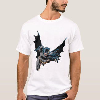 Batman Jumping Forward, Yell T-Shirt
