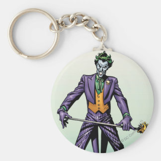 Batman Knight FX- 22A Basic Round Button Keychain