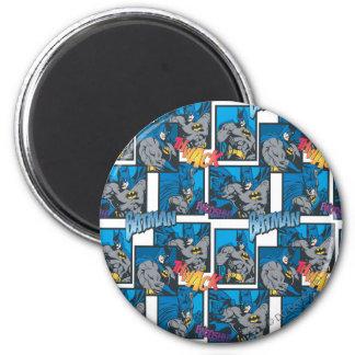 Batman Knight FX - 30A Thwack/Fwooshh pattern 2 Inch Round Magnet