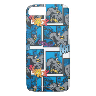 Batman Knight FX - 30A Thwack/Fwooshh pattern iPhone 8/7 Case
