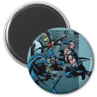 Batman Knight FX - 7 2 Inch Round Magnet