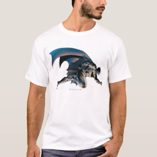 Batman Leaping Side View T-Shirt