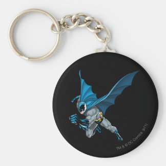 Batman Leaps - Arm Forward Keychain