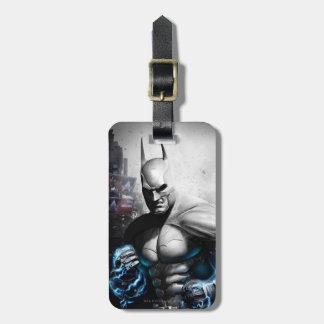 Batman - Lightning Luggage Tag