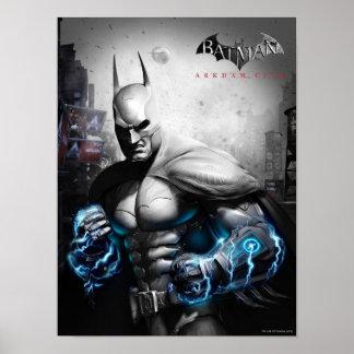Batman - Lightning Poster