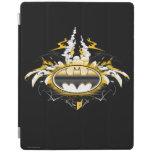 Batman Logo with Cars iPad Cover