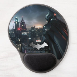 Batman Looking Over City Gel Mouse Pad