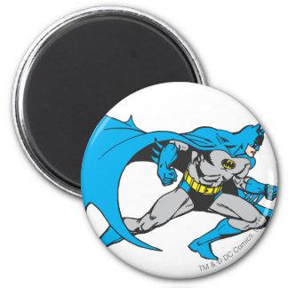 Batman Lunges 2 Inch Round Magnet