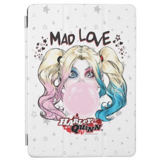 Batman | Mad Love Harley Quinn Chewing Bubble Gum iPad Air Cover