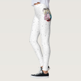 Batman | Mad Love Harley Quinn Chewing Bubble Gum Leggings
