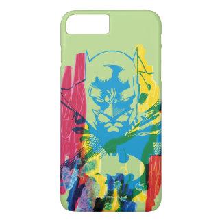 Batman Neon Marker Collage Case-Mate iPhone Case
