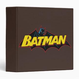 Batman | Old School Logo Binder