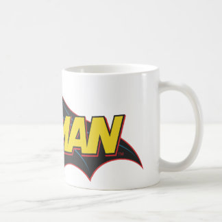 Batman | Old School Logo Coffee Mug