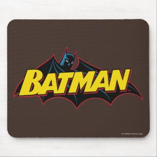 Batman | Old School Logo Mouse Pad