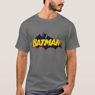 Batman | Old School Logo T-Shirt