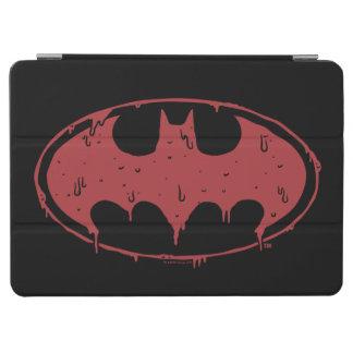 Batman | Oozing Red Bat Logo iPad Air Cover