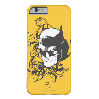 Batman Ornate Design Barely There iPhone 6 Case