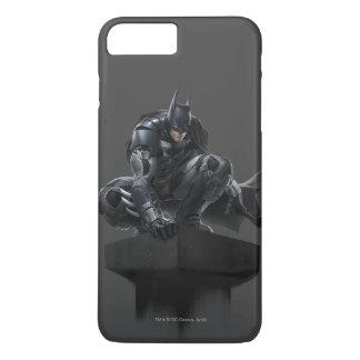 Batman Perched on a Pillar iPhone 7 Plus Case