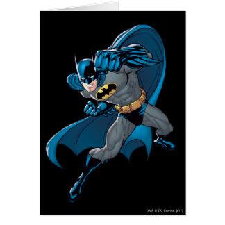 Batman Punch Card