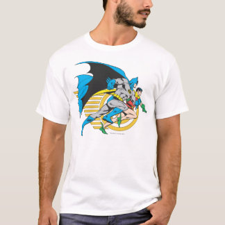 Batman & Robin Profile T-Shirt