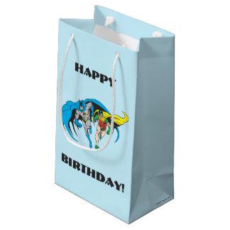 Batman & Robin Small Gift Bag