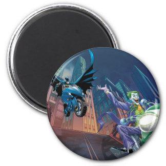Batman Rogue Rage - 11 2 Inch Round Magnet