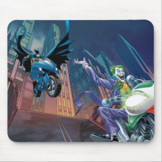 Batman Rogue Rage - 11 Mouse Pad