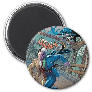 Batman Rogue Rage - 7 2 Inch Round Magnet
