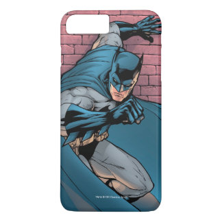 Batman Scenes - Brick Wall iPhone 8 Plus/7 Plus Case
