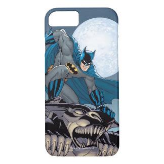Batman Scenes - Gargoyle iPhone 7 Case