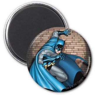 Batman Scenes - In the Spotlight 2 Inch Round Magnet