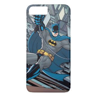Batman Scenes - Scaling Wall iPhone 7 Plus Case